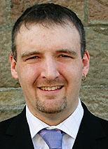 Shetland West member Gary Robinson