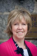 CLAN chief executive Debbie Thomson