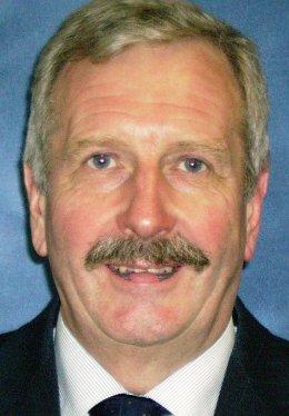 Interim director for corporate services Brian Lawrie