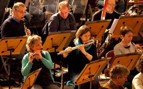 The Royal Scottish National Orchestra.