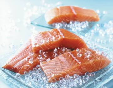 Salmon is forecast to be one of Scotland's growth sectors.