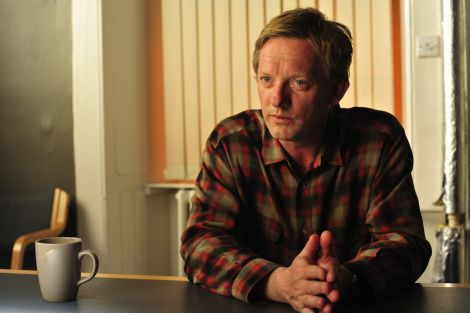 Douglas Henshall is returning to lead the cast in the debut of 'Shetland' as detective Jimmy Perez. Photo BBC