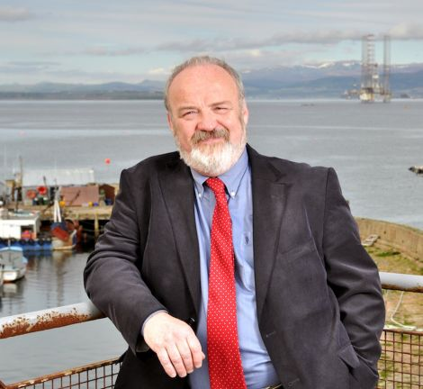 HIE director of energy and low carbon Calum Davidson