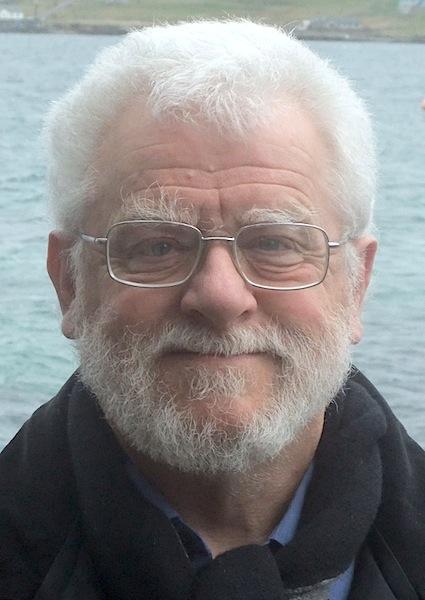 Shetland Arts chairman Danus Skene.
