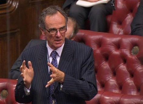 Lord Teverson Photo BBC