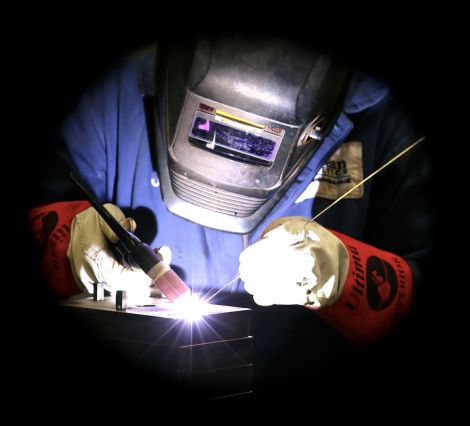 Ocean Kinetics has been recognised for the quality of its welding - Photo: Ocean Kinetics