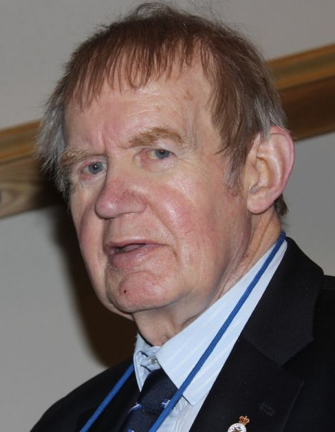 Jack Burgess: 'College provided Shetland with what was needed' - Photo: Hans J Marter/ShetNews