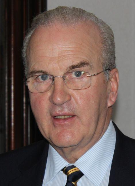 Hub North Scotland chairman Jim Royan - Photo: Hans J Marter/ShetNews