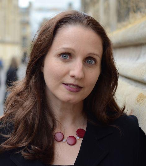 US author Joanna Penn