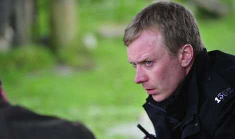 Steven Robertson will again appear in the new series of 'Shetland', with filming taking place in the islands this week.