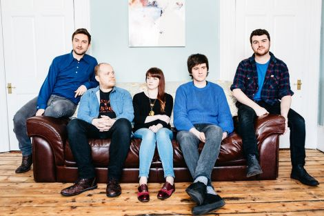 Acclaimed alternative/folk group Admiral Fallow will begin the launch tour for their third album with shows in Mid Yell and Lerwick at the end of May.