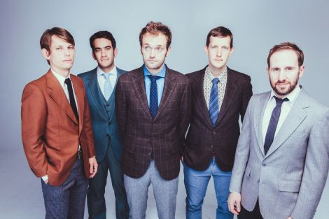 Punch Brothers are to take time out of their busy schedle for a date at Mareel in August. Photo: Brantley Gutierrez
