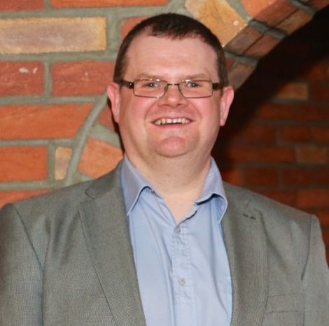 Shetland Recreational Trust chairman Bryan Leask is putting a brave face on the impending cuts.
