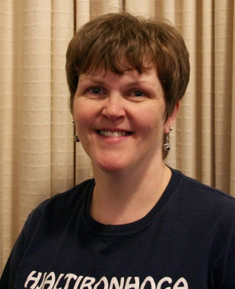 Margaret Scollay, the inspiration behind Hjaltibonhoga. Photo Shetnews