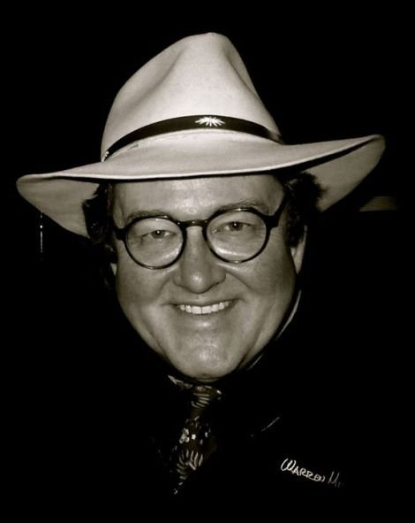 American country musician and festival curator Jim Salestrom