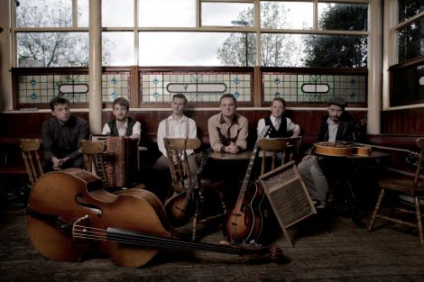 Eclectic Newcastle-based group Rob Heron and the Tea Pad Orchestra are heading back to Shetland next month.
