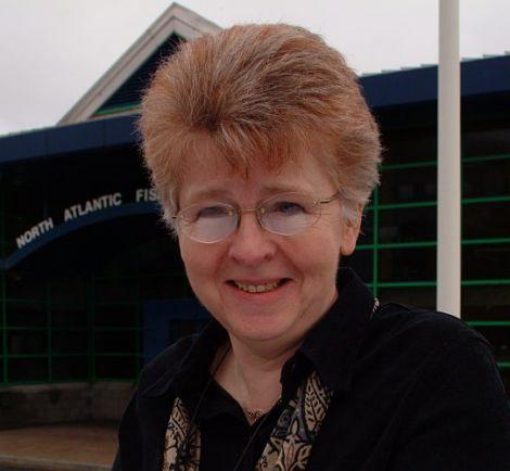 Laureen Johnson.