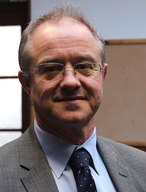 CAA chief executive Andrew Haines
