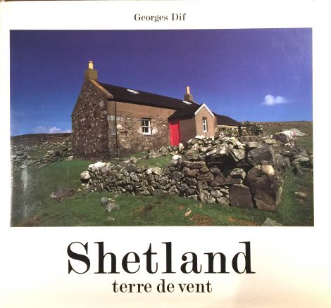 Terre de Vent - land of the wind (Editions Milan, 1989).