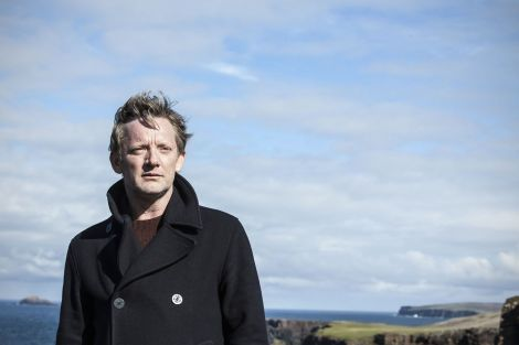 Douglas Henshall in his role as detective inspector Jimmy Perez. Photo: BBC