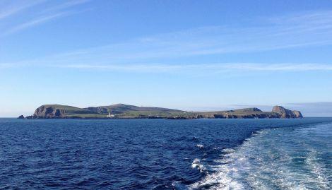 Fair Isle on a fine summer's day - Photo: ShetNews