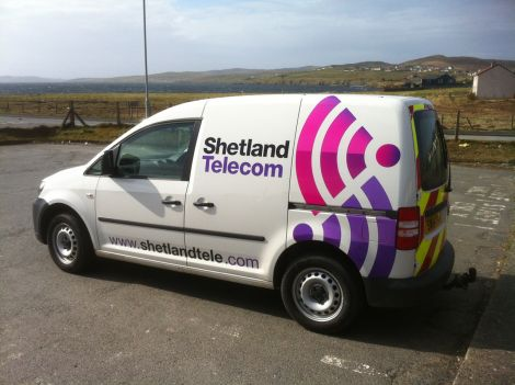 SIC leader Gary Robinson wants to make the case to government for Shetland Telecom to deliver the necessary digital infrastructure to drag Shetland into the 21st century.