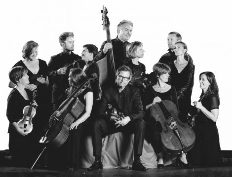All 12 members of the Scottish Ensemble will be participating the mini residency from 22 to 25 June - Photo: Scottish Ensemble