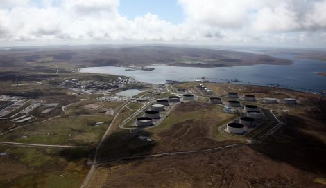 EnQuest looks set to take over from BP as operator of Sullom Voe Terminal.