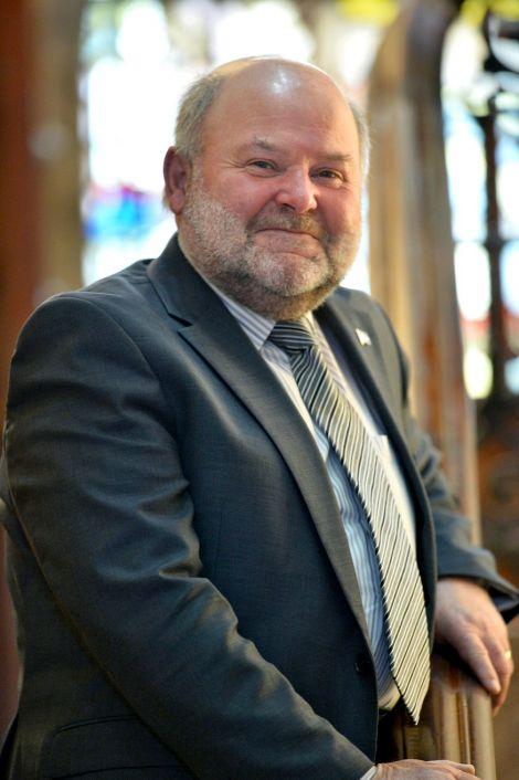 Development committee chairman Alastair Cooper.