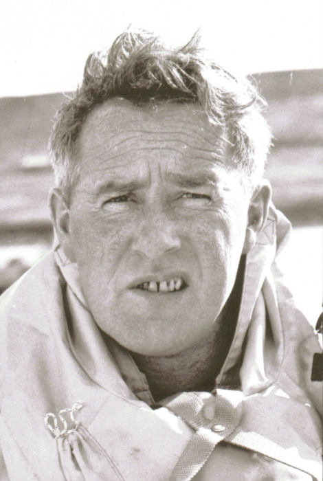 The late John Robert Nicolson, coxswain of the Aith lifeboat, was awarded a RNLI silver bravery medal - Photo: RNLI
