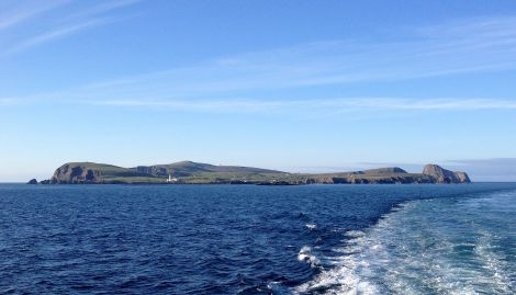 The remote Fair Isle will have a direct air link to Orkney in September and October.