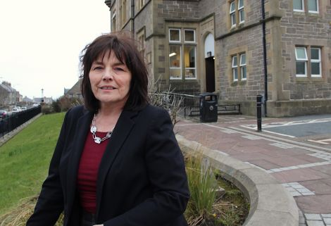 Scottish minister for social security Jeane Freeman. Photo: Hans J Marter/Shetland News