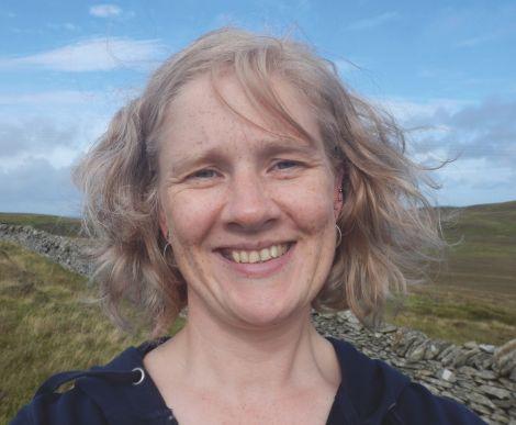 Labour candidate Robina Barton.