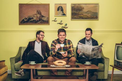 Scouting For Girls will play in Lerwick in October.