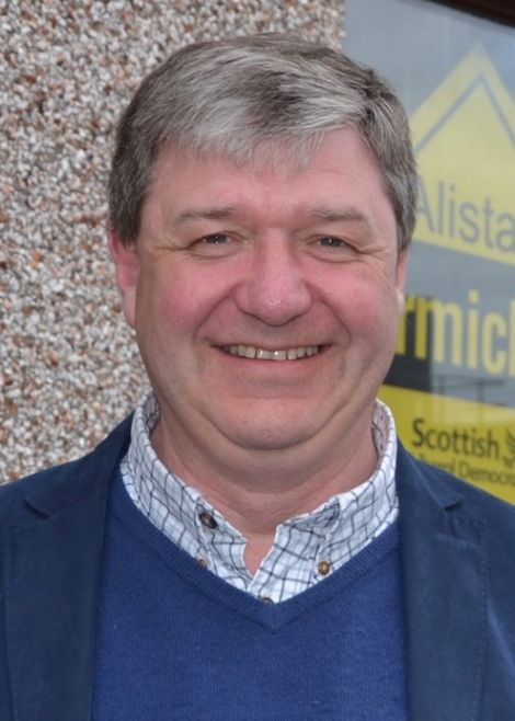 While Brett has vowed not to make an electoral issue out of Liberal Democrat opponent Alistair Carmichael being taken to court two years ago, Mhairi Black made her feelings plain on the subject.
