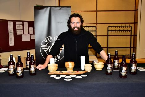 Viking Brewery has a new Shetland mead on offer.