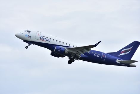 Flybe will take off from Shetland for the last time on 7 January. Photo: Mark Berry