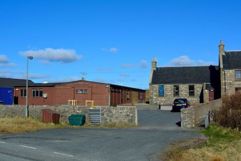 The Scottish Land Fund has granted more than £47,000 towards community ownership of there Auld Skul in South Nesting.