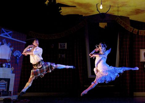 Scottish Ballet will bring a full production to the Highlands and Islands for the first time.