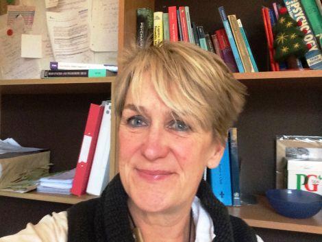 Marlies Jansen.