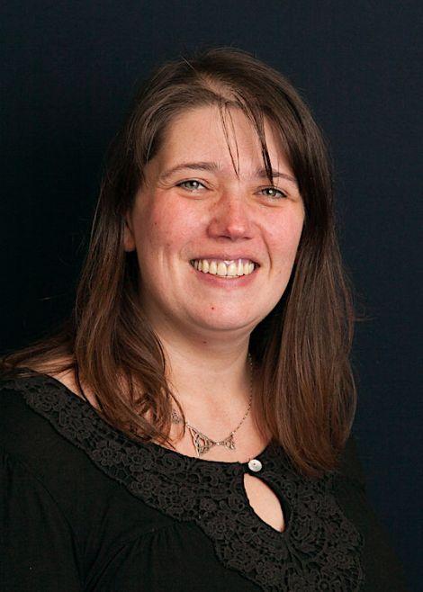 Christena Irvine of the FSB.