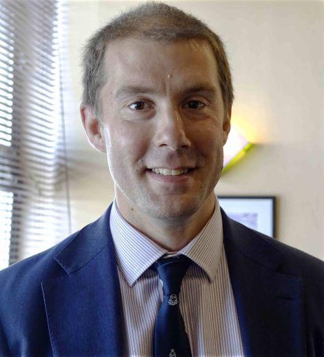 Daryn Lucas of SSE Networks