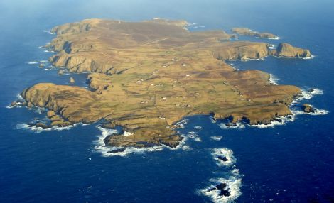4G mobile data could be set to come to Fair Isle.