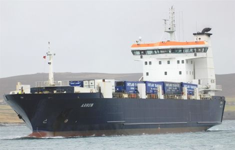 The MV Arrow will seek to alleviate capacity strain in the Northern Isles over the coming weeks. Photo: Ian Leask