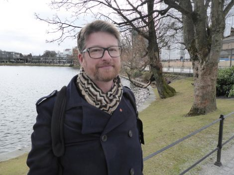 Professor Jørn Sunde will make the trip from Norway to Shetland.
